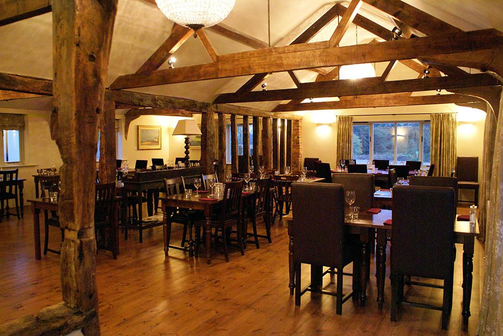 Parson Woodforde Restaurant