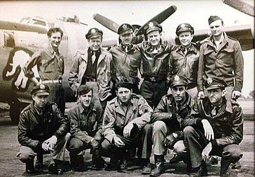 The Parson Woodforde Air Crew